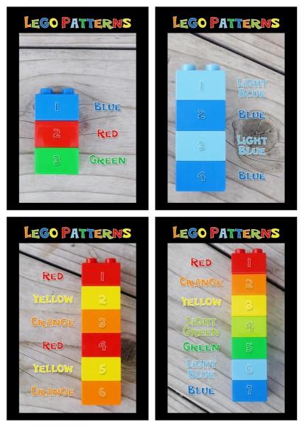 Lego Patterns - Simply Fresh Designs